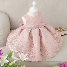 Vestido de fiesta vestidos de niña con sólido de flores de encaje boda dama de…
