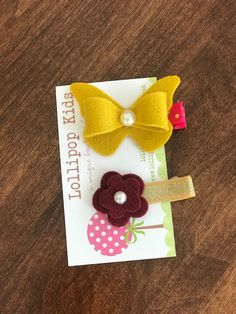 Hair Clip Baby Kids Erfly And Flower Birthday Gift Shower Accessories