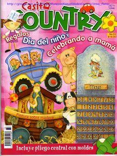 Revistas de manualidades Gratis: Revista de manualidades Día de la madre