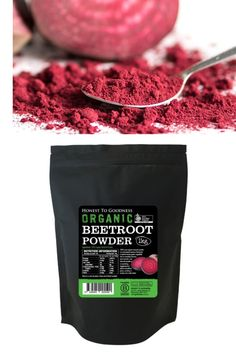 Organic Beetroot Powder is made from pure organic beetroot. Use to add a nutritious sweet earthy flavour and vibrant red colour to juices smoothies baking dips and more. Kale Powder, Beetroot Powder, Anti Oxidant Foods, Anti Inflammatory Recipes, Juice Smoothie, Smoothies, Healthy Foods To Eat, Healthy Life, Dairy Free Eggs