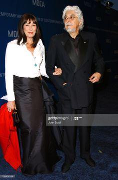 News Photo : Anjelica Huston and Robert Graham during MOCA... Anjelica Huston, Moca, Robert Graham, Still Image, Films, Celebrities, News, Fashion, Movies