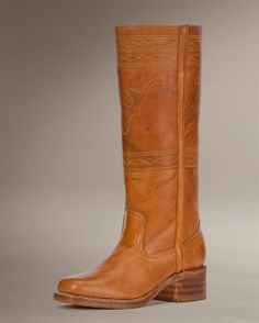 Campus Stitching Horse - View All Women's Boots - Western Boots, Riding Boots & More - The Frye Company