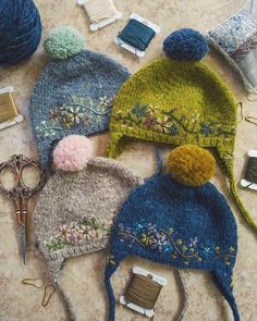 I like! I like! History of Knitting Yarn spinning, weaving and stitching jobs such as for example BC. Baby Knitting Patterns, Baby Hats Knitting, Knitting For Kids, Free Knitting, Knitting Projects, Crochet Projects, Knitted Hats, Crochet Patterns, Beginner Knitting