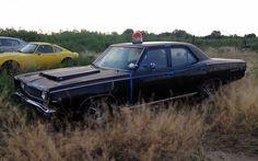 1968 Dodge Coronet 440 Police Car? - http://barnfinds.com/1968-dodge-coronet-440-police-car/