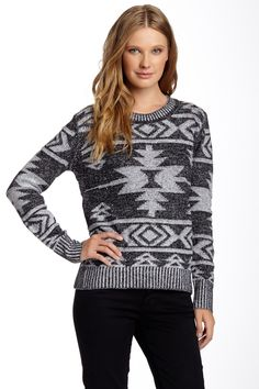 Knit Pullover // love this for Fall!!