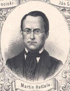 Martin Hattala zjednotil bernolákovčinu a štúrovčinu - Zaujímavosti - SkolskyServis.