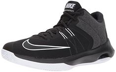 superior quality f18be 86d2e Shop the latest collection of NIKE Men s Air Versitile II Basketball Shoe,  Black White, Regular US from the popular stores - all in one
