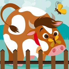 Katia De Conti, Great nursery art (farm theme)