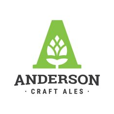 London Ontario's newest craft brewery, Anderson Craft Ales, is opening Summer Check us out! Creative Logo, Creative Crafts, Craft Business, Business Logos, Beer Of The Month, Canadian Beer, Craft Ale, Tap Room