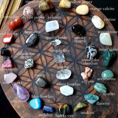 Large Crystal and Mineral Collection | Stone & Violet