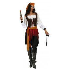 16,49 € IVA incluído http://www.misdisfraces.es/disfraces-y-accesorios-de-mujeres-pirata/disfraz-de-pirata-feroz-mujer-667?search_query=mdht&results=78