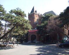 旧関東軍司令官公邸