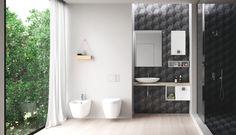 #naturedesign #bathroom #home #modernstyle #arredobagno