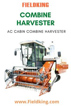 Fieldking Combine harvesters known for its power, traction and technology to elevate your Agricultural productivity. Learn about fieldking combine machine price and specifications, visit the website #combine #combineharvester #harvestermachine #harvesterprice #combinemachine #agriculture #farming #newmachine #machinery #farmequipment #farmmachine #farmimplement #newmachine #harvesterpriceinindia #combineharvesterprice Agriculture Machine, Agriculture Farming, Harvest Corn, Combine Harvester, Vintage Tractors, Productivity, Technology, Website, Tech