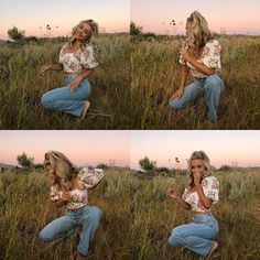 Delaney (@delaneychilds) • Instagram photos and videos Pretty Sky, Summer Nights, Simple Style, Sunset, Photo And Video, Couple Photos, Instagram, Tops, Women
