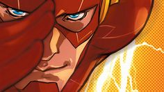 Weird Science DC Comics: PREVIEW: The Flash: Rebirth #1