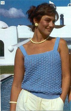 zomer 1985, patroon 13, klik voor een grotere afbeelding