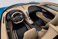 いいね!3,807件、コメント25件 ― Only Bugatti Chironsさん(@onlychirons)のInstagramアカウント: 「Exclusive to Only Chirons; Beautiful two-tone brown interior  Thank you future Chiron owner…」
