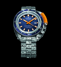 EDOX Hydro-Sub North Pole - even sexier with water droplets!