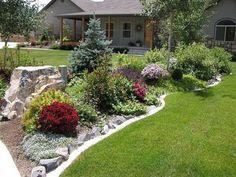 Backyard shrub ideas garden shrub ideas front yard bush shrubs for landscaping front yard landscaping ideas . Front House Landscaping, Outdoor Landscaping, Front Yard Landscaping, Outdoor Gardens, Landscaping Ideas, Planting Shrubs, Garden Shrubs, Rock Garden Design, Backyard Plants