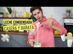 LECHE CONDENSADA casera 😱😍/ ¡Está BUENÍSIMA! - YouTube Mousse, Chef Jackets, Youtube, Condensed Milk, Mugs, Homemade, Sweets, Youtubers, Youtube Movies