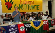 Entenda o plebiscito constituinte que quer mudar o Brasil – Parte 1 | #AssembleiaConstituinte, #Constituinte, #FuncionáriosPúblicos, #Intervenção, #Plebiscito