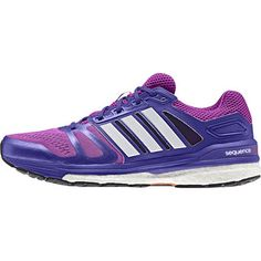 65f98ade6cb Buy your Adidas Women s Supernova Sequence 7 - - Stability Running Shoes  from Wiggle.