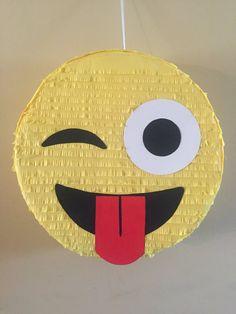 Emoji Pinata by iPinata on Etsy