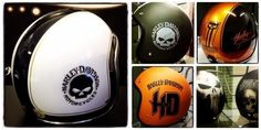 Harley Davidson Motorcycle Helmets for Men and Women in 2017 Harley Davidson Fatboy, Harley Davidson Street 500, Harley Davidson Helmets, Harley Davidson Museum, Classic Harley Davidson, Harley Davidson Street Glide, Harley Davidson Motorcycles, Softail Bobber, Sportster Iron