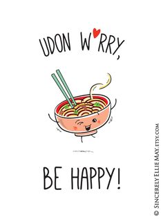 Cute illustrated funny food puns by May PL of SincerelyEllieMay. Cute illustrated funny food puns by May PL of SincerelyEllieMay…