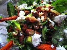 Tamar Adler's Roasted Vegetable Salad