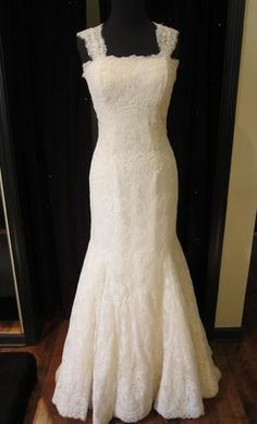 Aire Barcelona Wedding Dress Palmira