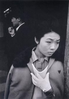 Yasuhiro Ishimoto - Tokyo, 1963