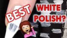 Oh, the struggle of finding the perfect opaque white nail polish! WHY IS LIFE SO HARD. I just made it a bit easier for ya. YAAASSSS ♡ Subscribe to never miss...