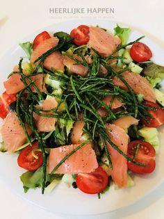 Alfredo Sauce Recipe Easy, Salad Recipes, Healthy Recipes, Easy Recipes, Good Food, Yummy Food, Light Recipes, Caprese Salad, Quick Easy Meals
