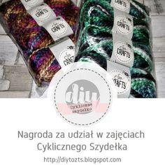 DIY - zrób to sam : CYKLICZNE SZYDEŁKO - Nagroda za udział w VI edycji...