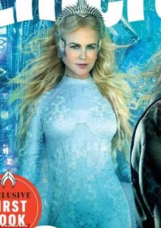 Here she is: Nicole Kidman was seen in character for her role as Queen Atlanna for new Aqu. Dc Cosplay, Cosplay Costumes, Aquaman Cosplay, Cosplay Ideas, Costume Ideas, Fun Comics, Marvel Dc Comics, Marvel Art, Nicole Kidman