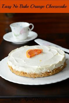 Easy No Bake Orange