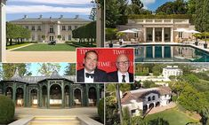 Wall Street Journal reported Wednesday that Lachlan Murdoch, 48 - co-chair of its publishing group News Corp and son of media mogul Rupert Murdoch - had bought the California home. Los Angeles County, Downtown Los Angeles, The Beverly Hillbillies, Sanford And Son, Driving Miss Daisy, 21st Century Fox, Rupert Murdoch, Picture Company, Succession Planning