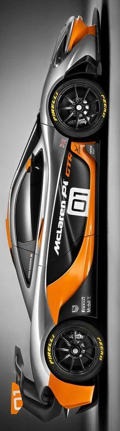 McLaren P1 GTR by Levon - https://www.luxury.guugles.com/mclaren-p1-gtr-by-levon-7/
