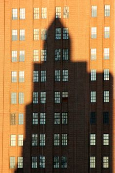 Tower Shadow, NY by Turkinator, via Flickr
