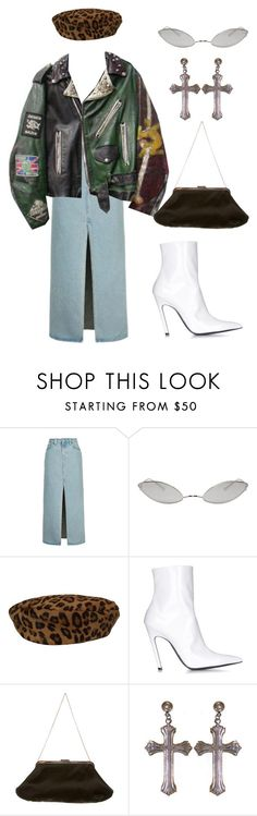 """Untitled #871"" by lucyshenton ❤ liked on Polyvore featuring Topshop, Acne Studios, Ralph Lauren Collection, Balenciaga and Dolce&Gabbana"