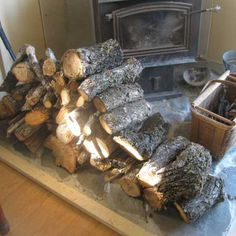 Firewood for the Hearth