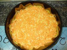 Jak upéct slaný mrkvový koláč | recept