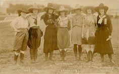 Elk City Oklahoma OK 1943 Rodeo Champion Gerald Roberts Vintage Postcard