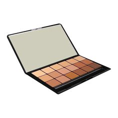 RCMA Colour Process Foundation VK 10 Palette