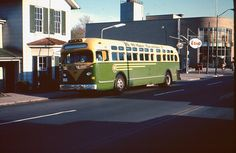 Baltimore - McMahon Bus 521 York Rd. near Belvedere Ave. by hoteldennis, via Flickr