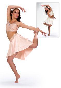 Lyrical Dance Costume - Beautiful!