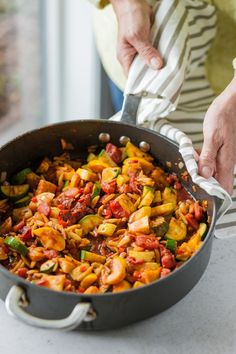 Winter Ratatouille - Vegan