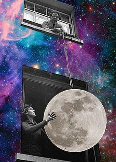 Me bajo la luna